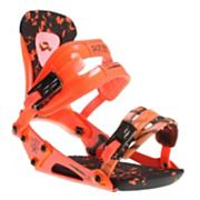 Men's 2013 Revolt Snowboard Bindings Orange