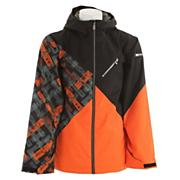 Men's 2013 Kent Snowboard Jacket Black