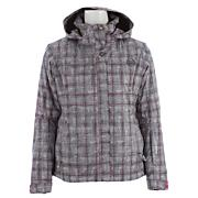 Women's 2013 Alpha Ski Jacket Cochineal Gray