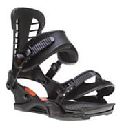 Men's 2013 Atlas Snowboard Bindings Matte Black