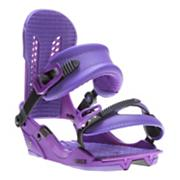 Men's 2013 Force Snowboard Bindings Purple