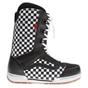 Men's 2013 Mantra Snowboard Boots Black Checker