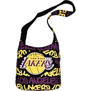 Lakers Round Shoulder Bag