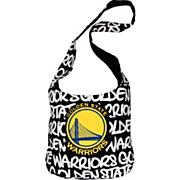 Warriors Round Shoulder Bag