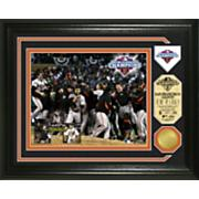 SF Giants 2012 Champions Coin Photo
