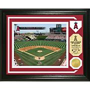 Angel Stadium Coin Photo
