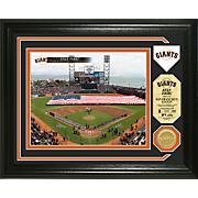 Giants AT&T Park Bronze Coin Photo