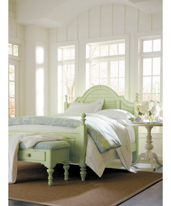 The Summerhouse Bed From Stanley 39 S Coastal Living Cottage