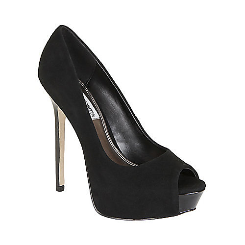 SCANDALL BLACK SUEDE