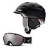 Smith Vantage Womens Helmet & Smith I/O S Goggle Set