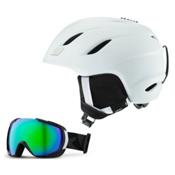 Giro Nine Helmet & Giro Onset Goggle Set, , medium