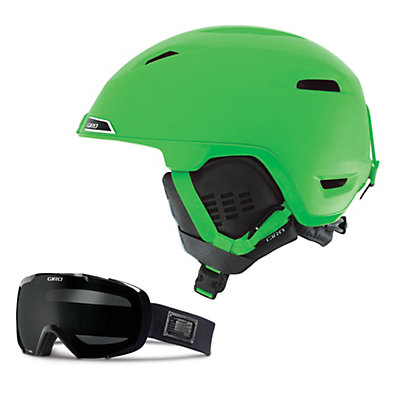 Giro Edit Helmet & Giro Onset Goggle Set, , large