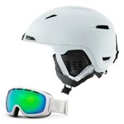 Giro Edit Helmet & Giro Basis Goggle Set, , medium