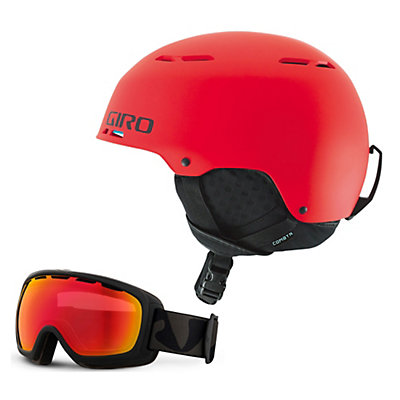 Giro Combyn Helmet & Giro Basis Goggle Set, , large