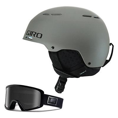 Giro Combyn Helmet & Giro Blok Goggle Set, , large