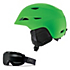 Giro Montane Helmet & Giro Onset Goggle Set
