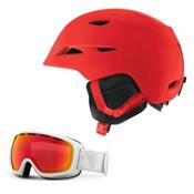 Giro Montane Helmet & Giro Basis Goggle Set, , medium