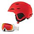Giro Montane Helmet & Giro Basis Goggle Set