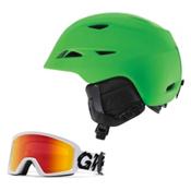 Giro Montane Helmet & Giro Blok Goggle Set, , medium
