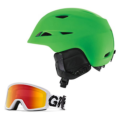 Giro Montane Helmet & Giro Blok Goggle Set, , large
