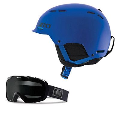 Giro Discord Helmet & Giro Onset Goggle Set, , large