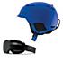 Giro Discord Helmet & Giro Onset Goggle Set
