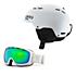 Giro Discord Helmet & Giro Basis Goggle Set