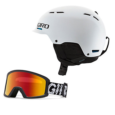 Giro Discord Helmet & Giro Blok Goggle Set, , large