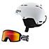 Giro Discord Helmet & Giro Blok Goggle Set