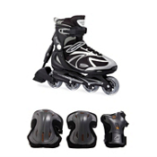 Performa ABT Mens Inline Skates with Pads, , medium