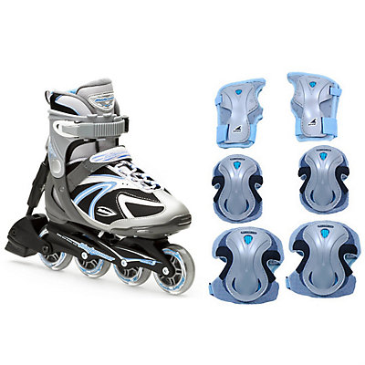 Performa ABT Womens Inline Skates with Pads, , large