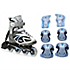 Performa ABT Womens Inline Skates with Pads
