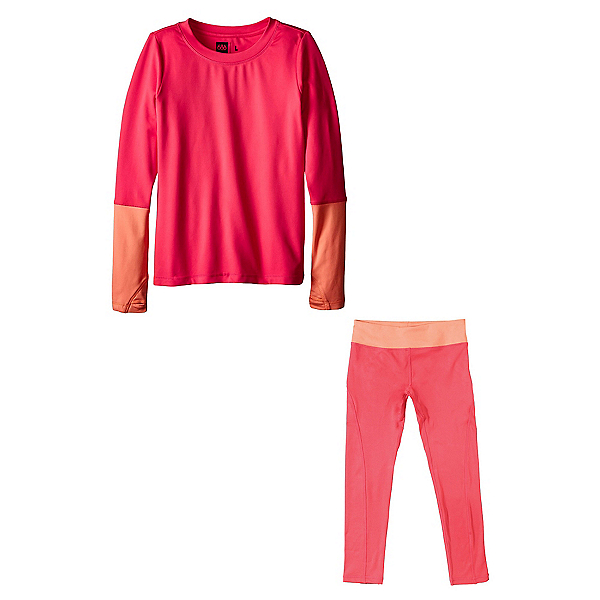 Girls Serenity Long Underwear Set, , 600
