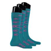 Bug Out Girls Sock 3 Pack, , medium