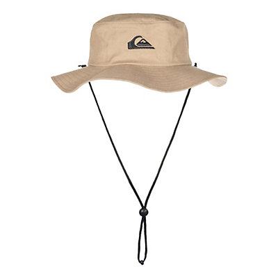 Quiksilver Bushmaster Hat, Khaki, viewer