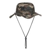 Quiksilver Bushmaster Hat, Camo, medium