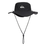Quiksilver Bushmaster Hat, Black, medium