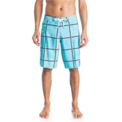 Quiksilver Electric Stretch 21 Mens Board Shorts, Hawaiian Ocean, medium