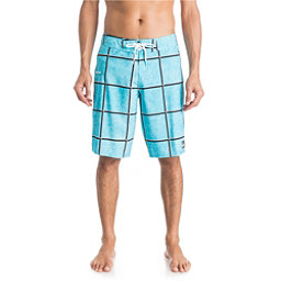 Quiksilver Electric Stretch 21 Mens Board Shorts, Hawaiian Ocean, 256