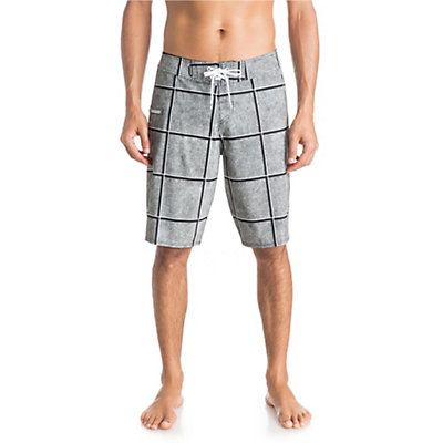 Quiksilver Electric Stretch 21 Mens Board Shorts, Dark Shadow, viewer