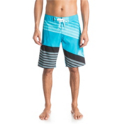 Quiksilver Inclined 21 Boardshorts, Hawaiian Ocean, medium
