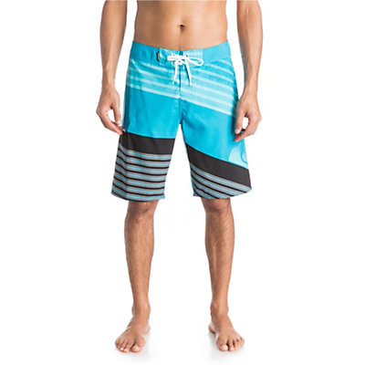 Quiksilver Inclined 21 Boardshorts, Hawaiian Ocean, viewer