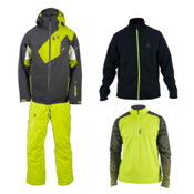 Spyder Leader Jacket & Spyder Dare Pant Men's Outfit, , medium