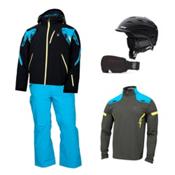 Spyder Pinnacle Jacket & Spyder Bormio Pant Men's Outfit, , medium