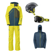 The North Face Free Thinker Jacket & The North Face NFZ Pant Men's Outfit, , medium