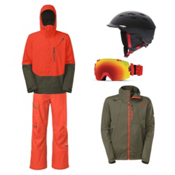The North Face NFZ Insulated Jacket & The North Face Sickline Pant Men's Outfit, , medium