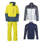 The North Face NFZ Insulated Jacket & The North Face NFZ Pant Men's Outfit, , medium