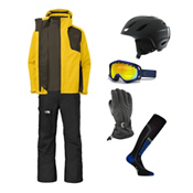 The North Face Atlas Triclimate Jacket & The North Face Freedom Pant Men's Outfit, , medium
