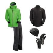 Arc'teryx Sidewinder SV Jacket & Arc'teryx Sabre Pant Men's Outfit, , medium