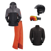 Arc'teryx Rush Jacket & Arc'teryx Sabre Pant Men's Outfit, , medium